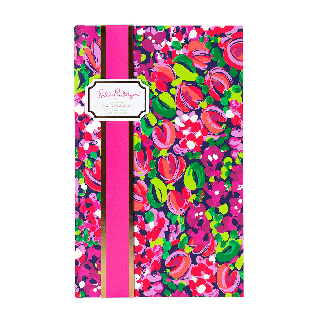 Journal {Wild Confetti} - Lilly Pulitzer