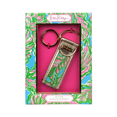 Key Fob {In the Bungalows} - Lilly Pulitzer