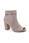 Tom Girl Peep Toe Booties - Chinese Laundry