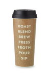 Roast Blend Thermal Mug - Kate Spade