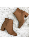 Daria Tan Booties - Chinese Laundry