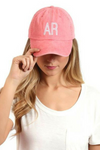 Pink Arkansas Hat