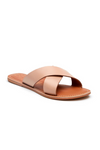 Crossover Natural Sandals - Matisse