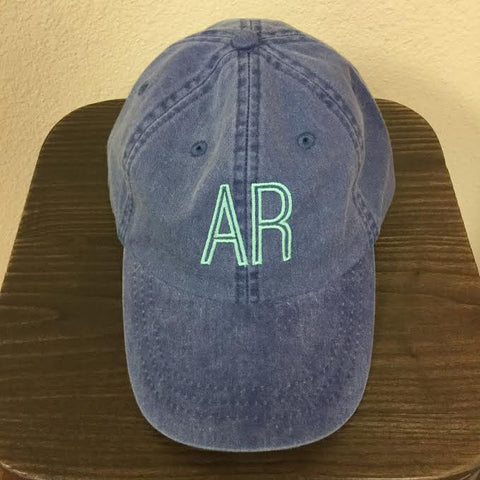 Blue Arkansas Hat
