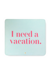 Need a Vacation Mousepad - Kate Spade