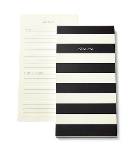 Dear Me - Large Notepad - Kate Spade