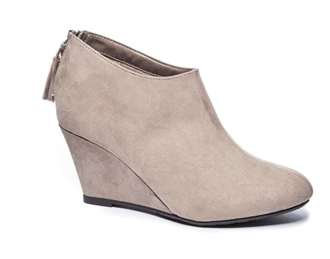 Via Wedge Bootie By Chinese Laundry