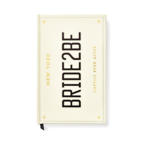 Bride 2 Be - Bridal Notebook - Kate Spade