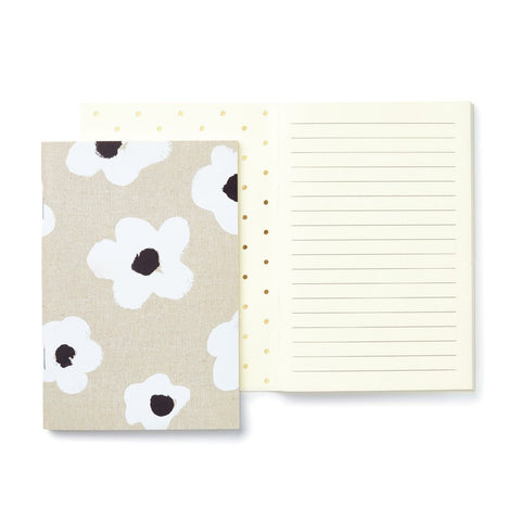 Faye Floral & Daisy Place - Notebook Set - Kate Spade