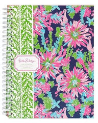 Trippin' Mini Notebook Lilly Pulitzer
