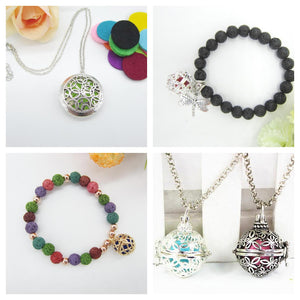 Diffuser Bracelets & Necklaces