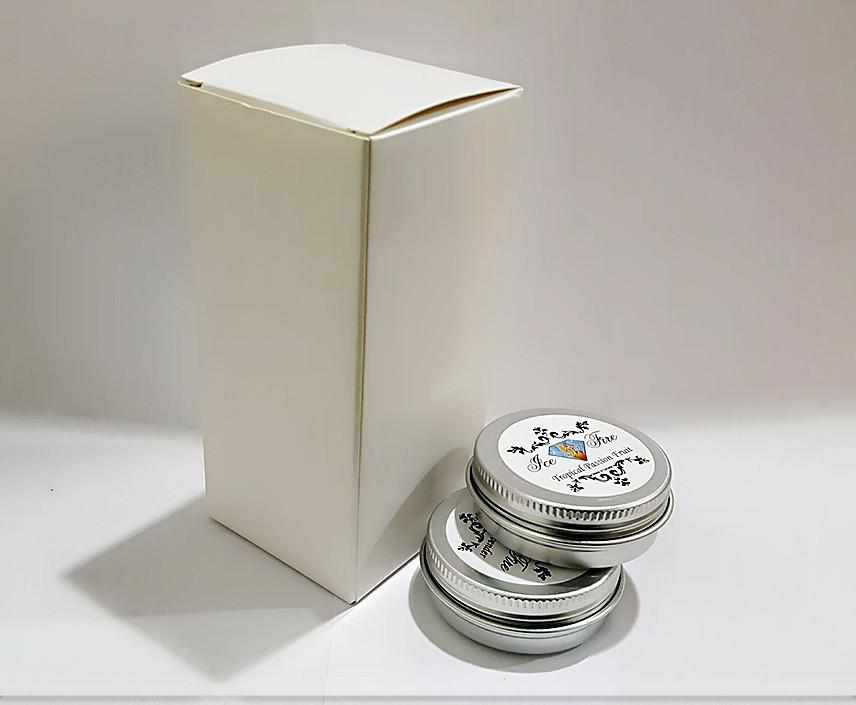Ice 'N' Fire Scent Sample Tin New