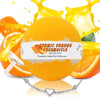 "Atomic Orange Creamsicle ""MONDO"" Jewelry Bath Bomb (Sweet Orange / Vanilla)"