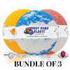 Three Ice N Fire Ring Bath Bombs Bundle