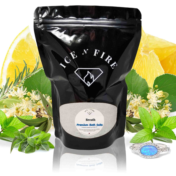 "Hidden Ring ""Essential Oils"" Premium Bath Salts"