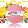 "Bubble Gum Blast ""MONDO"" Jewelry Bath Bomb (Fruit / Citrus)"