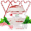 "Candy Cane Lane ""MONDO"" Jewelry Bath Bomb (Peppermint)"