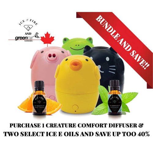 Creature Comforts & Ice E Oil Ultimate Sale Bundle