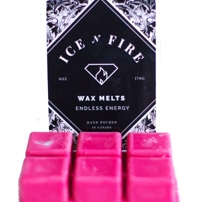Endless Energy Sterling Ring Wax Melt