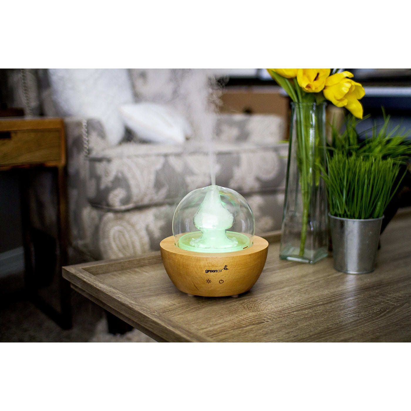 GreenAir Fountain Aromatherapy Diffuser