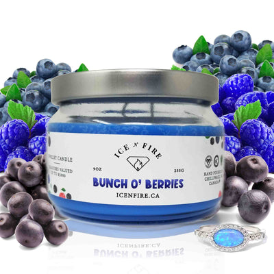 Bunch O Berries Classic Jewelry Soy Candle