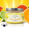 Citrus Sunrise Classic Ring Soy Candle