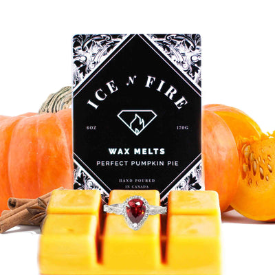 Perfect Pumpkin Pie Ring Wax Melt