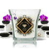 Sterling Necklace Scent Free Soy Candle