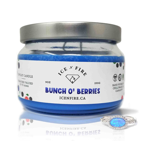 Bunch O Berries Classic Ring Soy  Candle