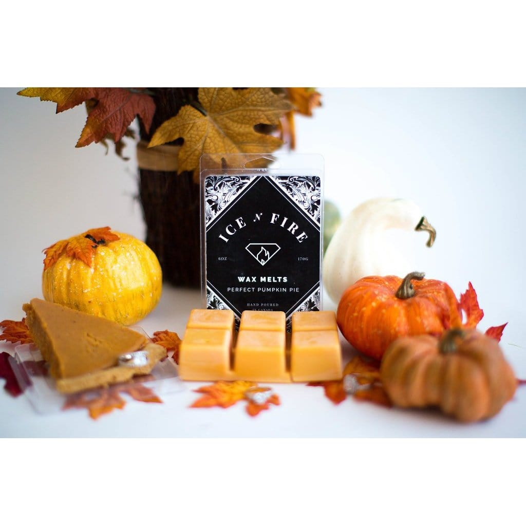 Sterling & Gold Collection Perfect Pumpkin Pie Ring Wax Melt