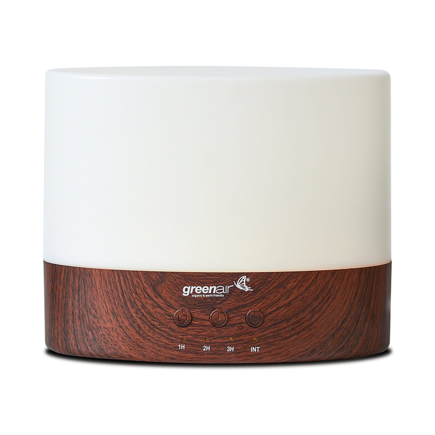 GreenAir Ellipse Aromatherapy Diffuser-Diffusers-Ice 'N' Fire