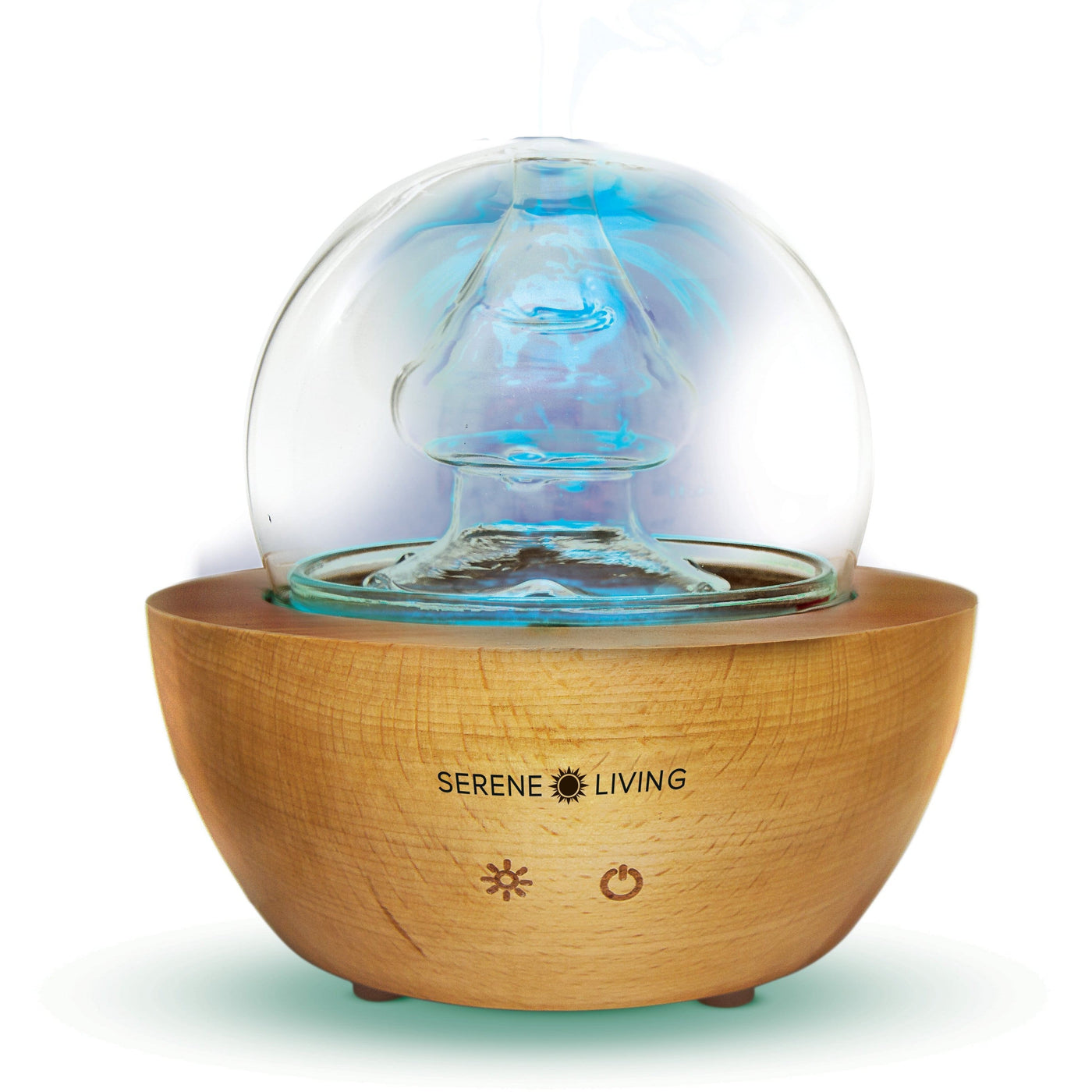 GreenAir Fountain Aromatherapy Diffuser-Diffusers-Ice 'N' Fire
