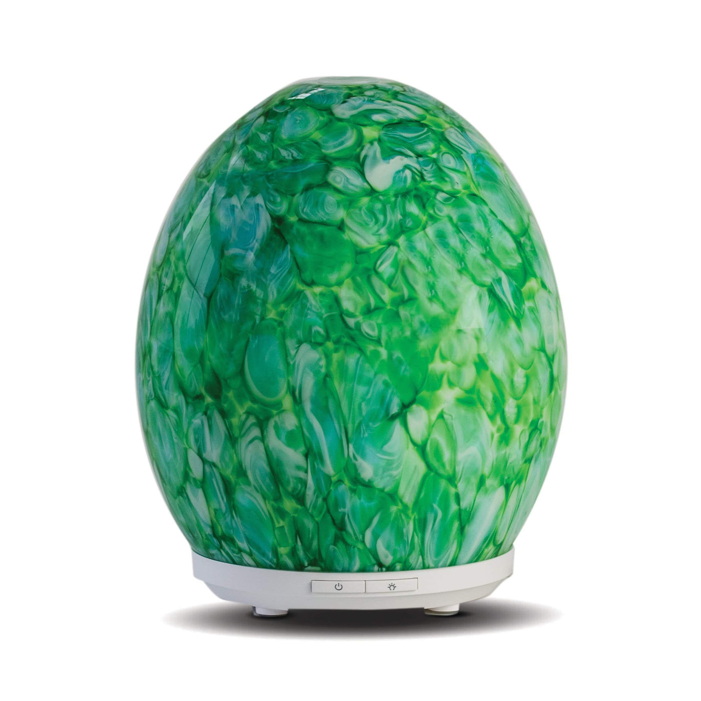 GreenAir Jade Marble Aromatherapy Diffuser-Diffusers-Ice 'N' Fire