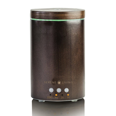 GreenAir Sienna Bamboo Aromatherapy Diffuser-Diffusers-Ice 'N' Fire