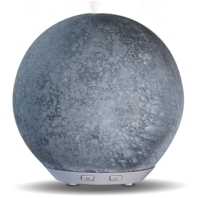 GreenAir Textured Spa Glow Aromatherapy Diffuser-Diffusers-Ice 'N' Fire