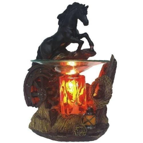 Horse Oil Warmer-Polyresin Warmers-Ice 'N' Fire