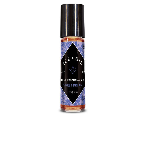 Ice E Oil Sweet Dream Blend Roll-on-Ice E Oil Essential Oil-Ice 'N' Fire