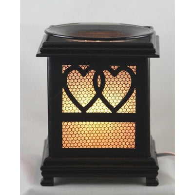 Metal Electric Oil Warmer EW-726-Wood & Metal Warmers-Ice 'N' Fire