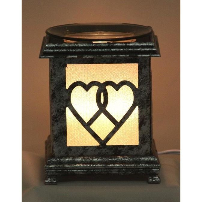 Metal Electric Oil Warmer EW-751-Wood & Metal Warmers-Ice 'N' Fire
