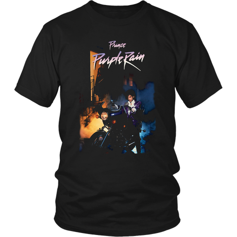 Purple Rain Movie T-Shirt
