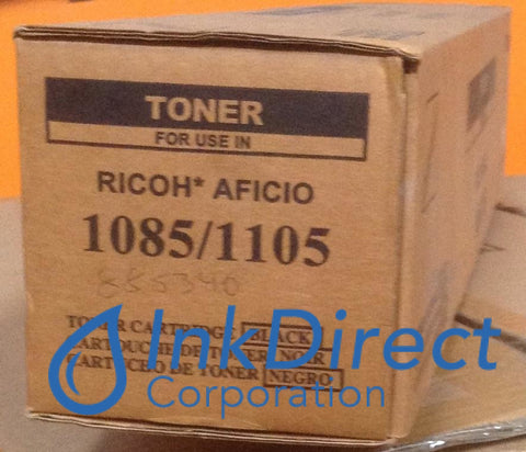 1 - Compatible Replacement For Ricoh Savin Lanier 841354 885340 888156 Type 8105D Toner Cartridge Black