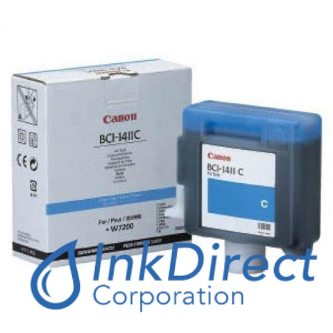 ( Expired ) Genuine Canon 7575A001Aa Bci-1411C Ink Tank Cyan