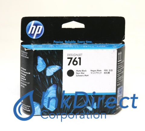 ( Expired ) Genuine Hp Ch648A 761 Printhead Matt Black