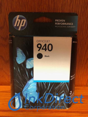 ( Expired ) HP C4902A C4902AN HP 940 Ink Jet Cartridge Black Ink Jet Cartridge , HP - All-in-One OfficeJet Pro 8000, 8500