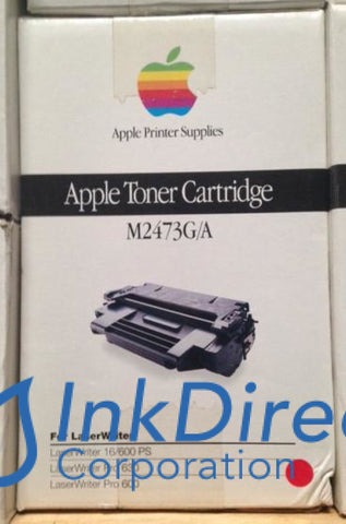 Genuine Apple M2473G/a M2473Ga Toner Black