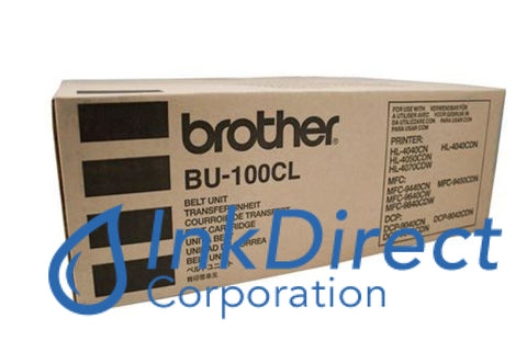 Genuine Brother Bu100Cl Bu-100Cl Transfer Belt