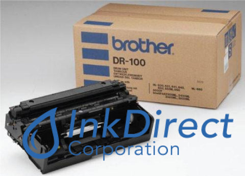 Genuine Brother Dr100 Dr-100 Drum Unit