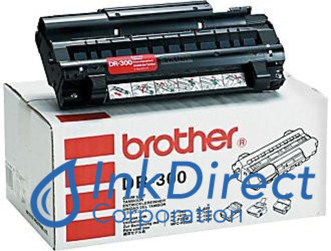 Genuine Brother Dr300 Dr-300 Drum Unit Black ( White Box )