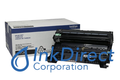 Genuine Brother Dr720 Dr-720 Drum Unit Black All-in-One  DCP 8110DN,  8150DN,   - Laser Printer HL  5450DN,  5470DW,  6180DW,  8710DN,  8910DW,