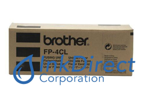 Genuine Brother Fp4Cl Fp-4Cl Fuser Assembly